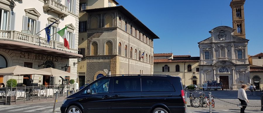 Florence to/from Rome by car