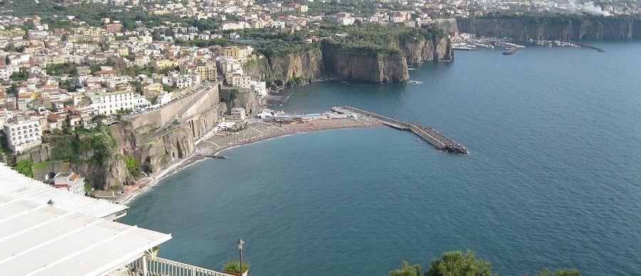 Sorrento to/from Rome