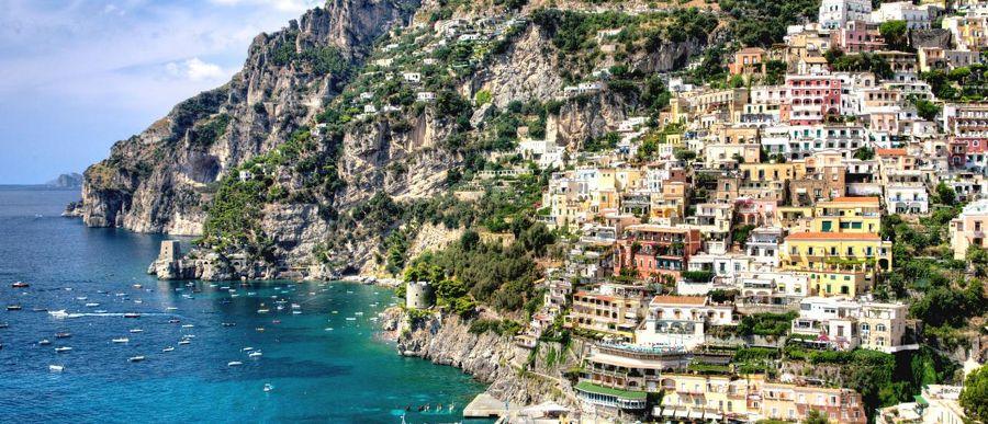 Amalfi Coast full day